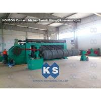 China HighSpeed Automated Gabion Machine Hexagonal Wire Mesh Production Line 4300mm wholesale