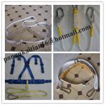 China Fall protection harness&safety belt,Web sling belt/Electrician safety belt wholesale