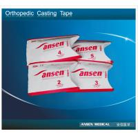 China Multi Color Ansen Medical Fiberglass Casting Tape   Waterproof Orthopedic Cast Polymer Medical  Bandage wholesale