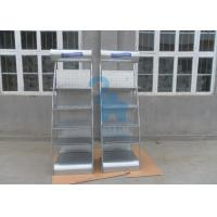 Quality Durable Supermarket Metal Display Racks And Stands For Vegetable Selling for sale