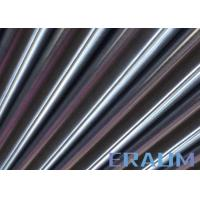 China Alloy 400 / UNS N04400 Nickel Alloy Pipe For Crude Oil Stills , Welded Cold Drawn Tube wholesale