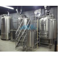 China Beer Brew-On-Premise Equipment, Brewery Equipment Germany Micor Beer Brewery,Small Sized Beer Brewing System wholesale