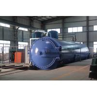 China Rubber Vulcanized  Autoclave With Safety Interlock , Automatic Control,and is of high temperature and low pressure wholesale