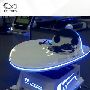China 9D 360 Degree Rotation VR Slide Platform Virtual Reality Arcade Machine wholesale