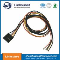 China MOLEX 50 - 57 - 9405 SL Crimp Housing , Single Row , Male Female Automobile Wire Harness / 2.54mm Pitch wholesale