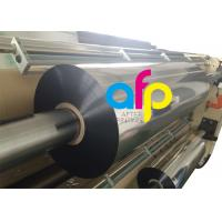 PET Metalized Polyester Film Thermal Laminating Film for Paper Lamination
