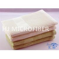 China Honeycomb Style Waffle Sports Gym Towel / Microfibre Swimming Towel on sale