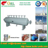 China 30 Ton Power Station Boiler Mud Drum Sterilization ORL Power SGS Standard wholesale