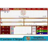 China International Standard Roulette Betting System , Casino Roulette System  wholesale