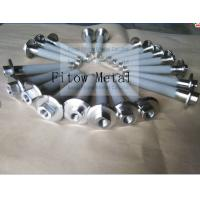 """China Stainless Steel Beer Carbonation Aeration Diffusion Stone 316 Stainless 1/2"""" diameter,Stone 6"""" in length wholesale"""