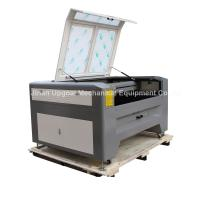China Car Foot Pad Laser Cutting Machine Co2 Laser Machine UG-1390L wholesale