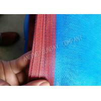 China 16X16 Mesh Eyes Premium Insect Proof Mesh , Blue Color Plastic Fine Insect Mesh wholesale