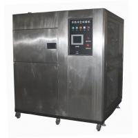 China High Temperature Environmental Test Chamber , Air Cooling Thermal Shock Testing Chamber wholesale
