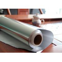 Quality House Aluminium Kitchen Foil Roll 450mm × 100m Clean Flat Surface With No for sale