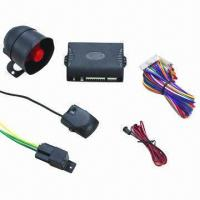 Car Alarm System with Central Lock System Automation