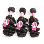 China Loose Wave Brazilian Human Hair Bundles Deals , Brazilian Wave Hair Extensions wholesale