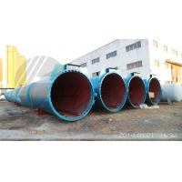 China Aluminum Powder Brick AAC Stainless Steel Autoclave Aerated Cement Blocks wholesale