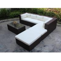 China outdoor rattan modular sofa-16202 wholesale