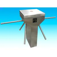 China New style Security Tripod Turnstile Gate double lane wholesale
