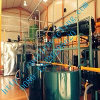 China ZSA-10 used oil recycling machine,small capacity engine oil recycling to base oil machine wholesale