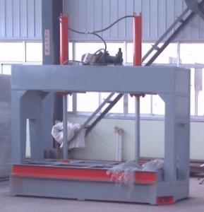China Press plates hydraulic cold press machine wholesale
