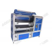 China Galvo RF Co2 Laser Machine For Garment Fabric Engraving Cutting Perforating JHX - 6080 wholesale