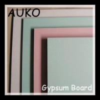 China Most hot sale fire-proof Gypsum board /plasterboard on sale