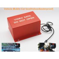 China HDD Mobile DVR Car Black Box Recorder,waterproof and fireproof metal protected data box wholesale