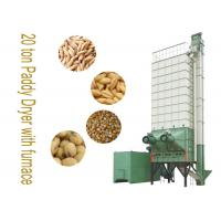 China Large Drying Area Batch Grain Dryers Low Temperature Grain Drying Equipment  For Rice on sale