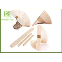 China Hot Sale Manufacture Ice Cream Wooden Sticks Natural Birch Bundle In Cheap Price wholesale