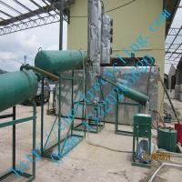 Quality JunNeng JNC Used engine oil pyrolysis to diesel fuel equipment for sale