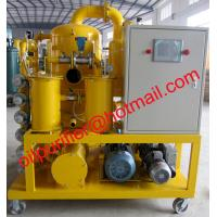 China Hot Sale Insulation Oil Filtration Plant, Switch Oil Processing Equipment with PLC wholesale