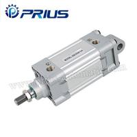 China DNC Mickey Bore Pneumatic Air Cylinder Double Acting With Bore 32 - 125mm wholesale