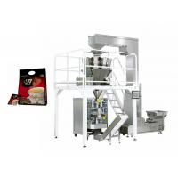 China Stainless Steel 2.2kw 220V Vertical Packing Machine With Scale wholesale