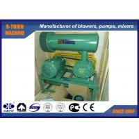 China Wrought Iron Roots Lobe Blower with Pressure 10-60KPA for waste water treatment wholesale