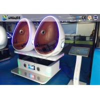 China 3D Glasses 9D VR Cinema Virtual Reality Simulator With Electric Motion Chair wholesale
