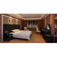 China Bedroom Sets Luxury Hotel Furniture Interior Stained Painting Long Life Span wholesale
