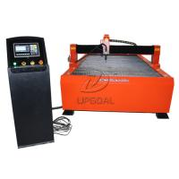 Quality 0-20mm Mild Steel Cutting Machine Plasma Cutting Machine with Water Table /1500*3000mm for sale