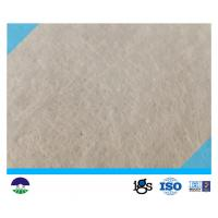 China 431G High Permeability Geotextile Drainage Fabric Non - Woven PP PET wholesale