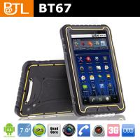 Buy cheap BATL BT67 rugged quadcore in-vehicle tablet pc with GPS from wholesalers