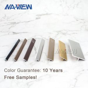 China 1mm Thickness Metal Tile Edging Ceramic Wall Corner Tile Trim wholesale