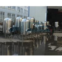 China Food grade stainless steel wine brewing vessel/fermentation tank Food grade stainless steel wine fermentation tank wholesale