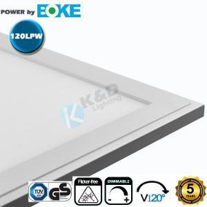 China 2x2 Feet LED Flat Panel Light Plug And Play Ultra Slim Flat LED Light Fixture wholesale
