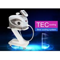 China Permanent Painless Diode Laser Hair Removal Professional Equipment 5-400ms Pulse Width Range wholesale