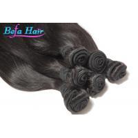 Dyed 20 Inch Straight Mongolian Hair Extensions Long Lasting
