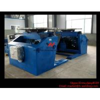 China 10000Kg Standard Pipe Welding Turntable Positioner For Petro-Chemical Industry wholesale