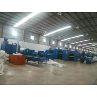 China Textile Felt Making Machine 50-600n/Min Needle Frequency For Producing Nonwoven Fabrics wholesale
