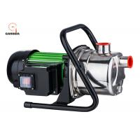 China Portable Garden Jet Pump , Electric Garden Water Pump For Irrigation on sale