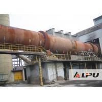 China Capacity 500 T / D Cement Clinker Rotary Kiln for Magnesium Production Line wholesale