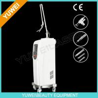 Buy cheap Safe Fractional Vaginal Rejuvenation Laser Co2 Laser Equipment With 4 Probes 30W from wholesalers